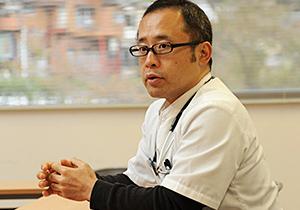 途上国医療とのギャップと日本の地域医療について語る吉持医師