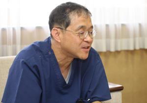 沖縄県立中部病院をモデルとして2