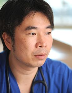 早川 学氏